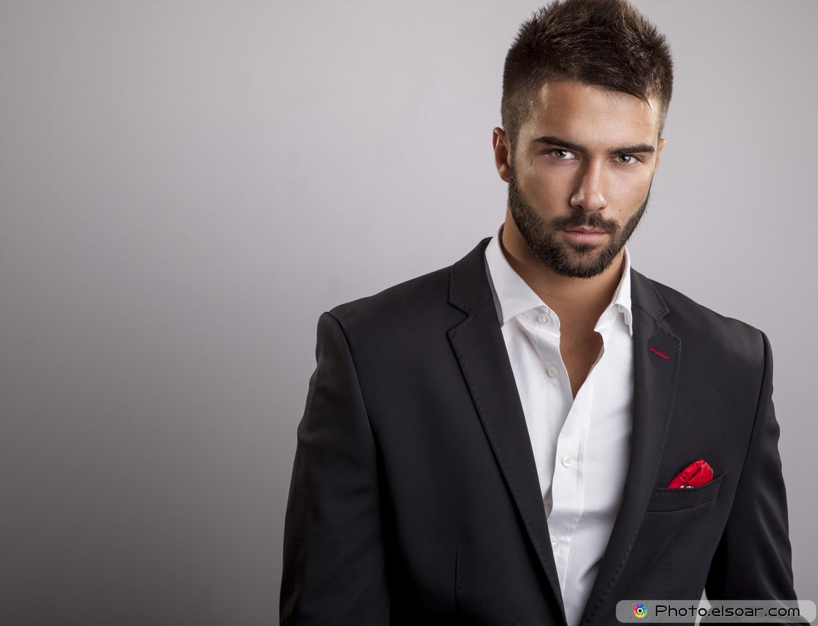 10 Most Handsome Men With Short Beards Hq Photos Elsoar