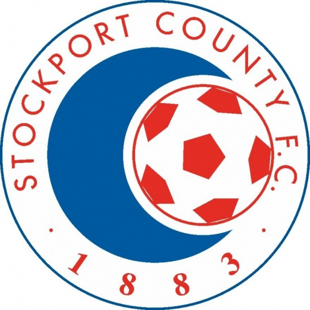 Stockport County F.C. Logo B