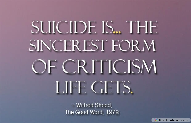 Wilfred Sheed, Death Quotes, Death Sayings, Quotes Images, Quotes About Death