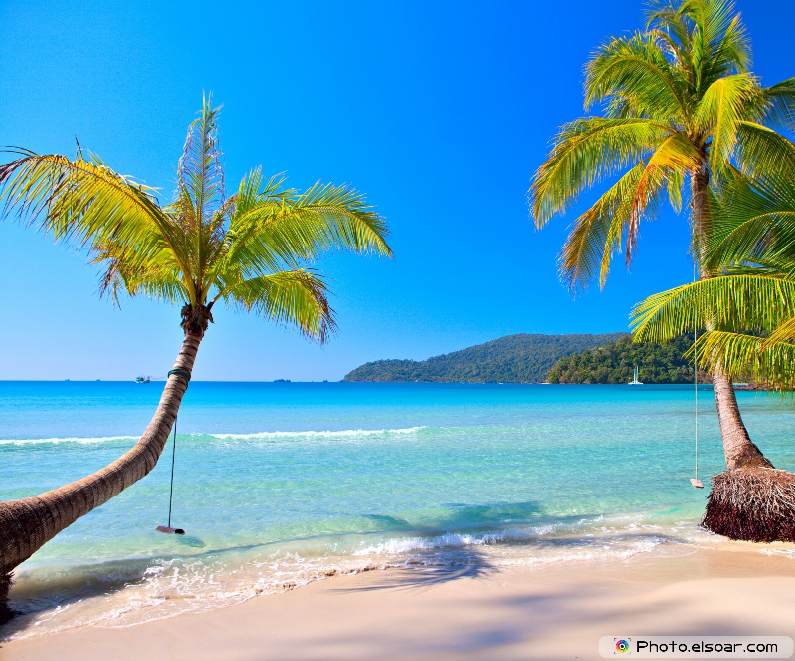 Tropical Paradise Beach Coast Sea Blue Emerald Ocean: 25+ Most Beautiful And Luxury Paradise Vacations. Pictures