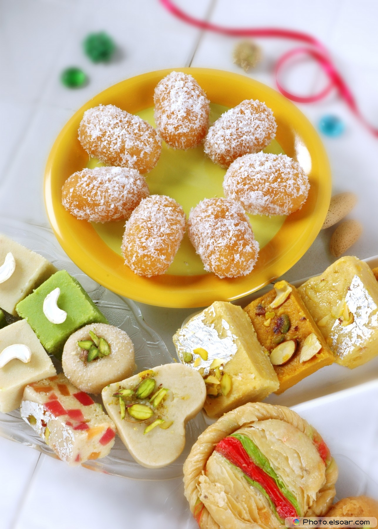 25 Delicious Indian Sweets. In Pictures - ELSOAR