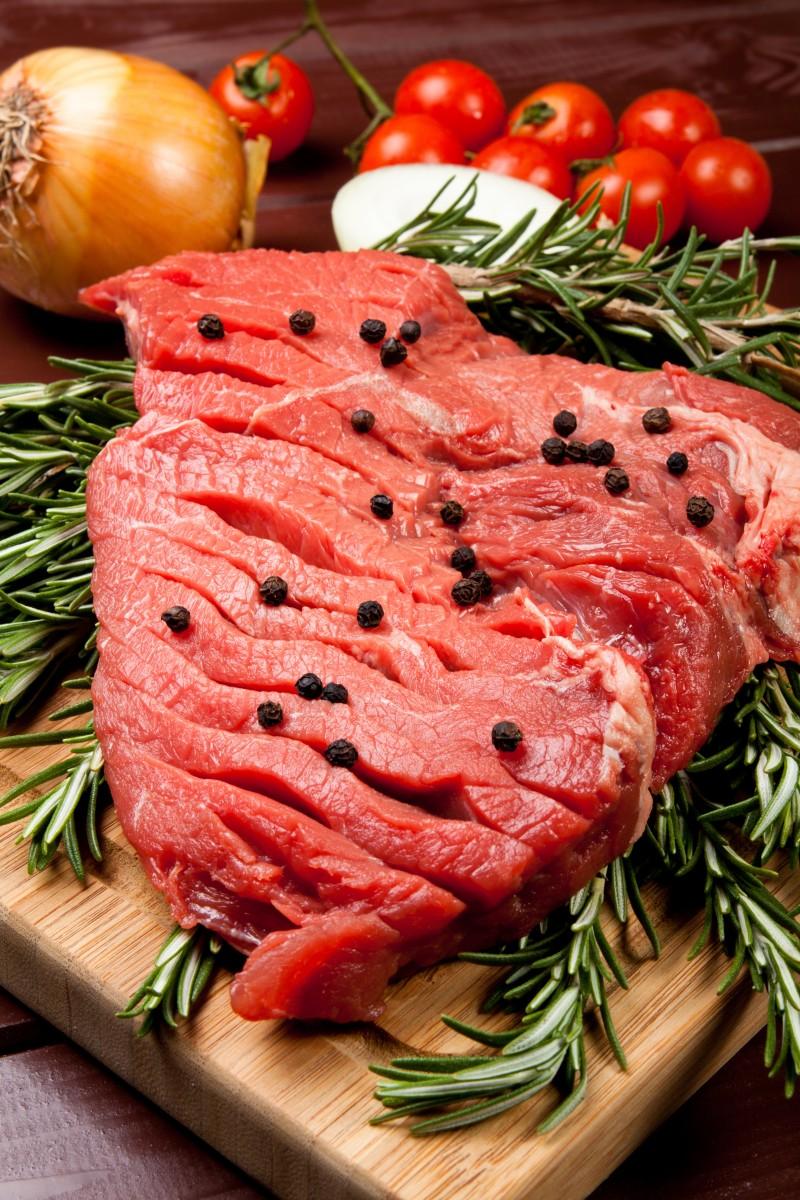 Tagliata di carne cruda