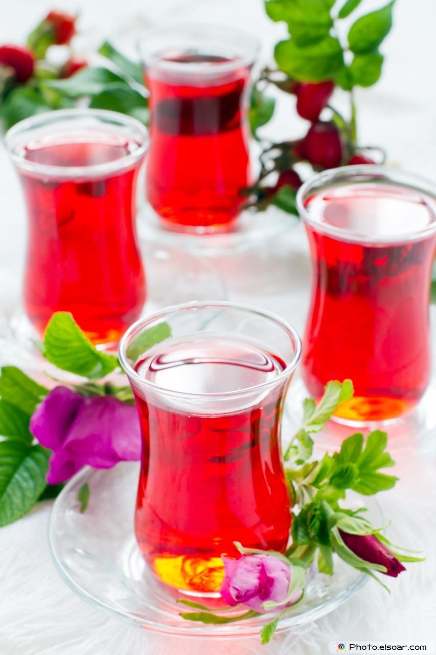 Turkish Traditional Tea Glasses