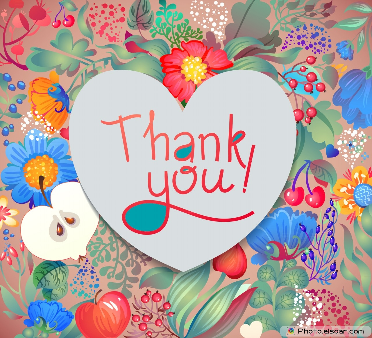 Beautiful Thank You Cards Entrancing With Vintage Thank You Card Image