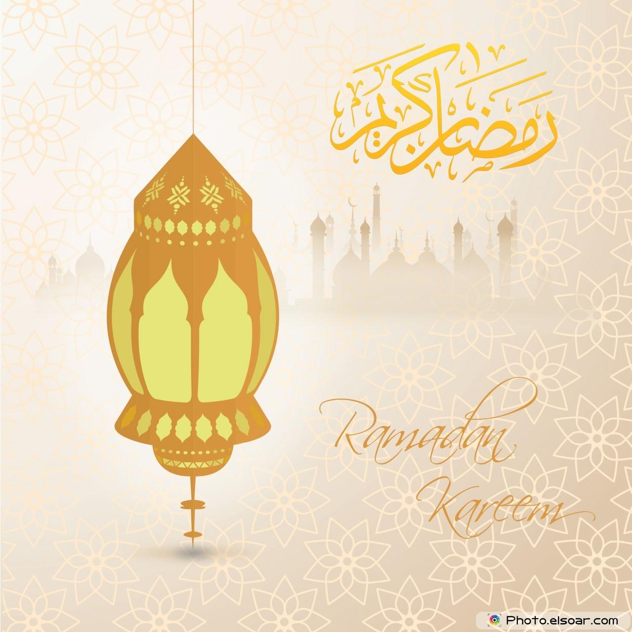 Wallpaper Ucapan Ramadhan