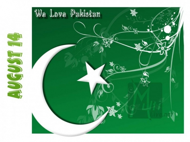 We Love Pakistan august 14