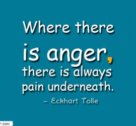 Where there is anger