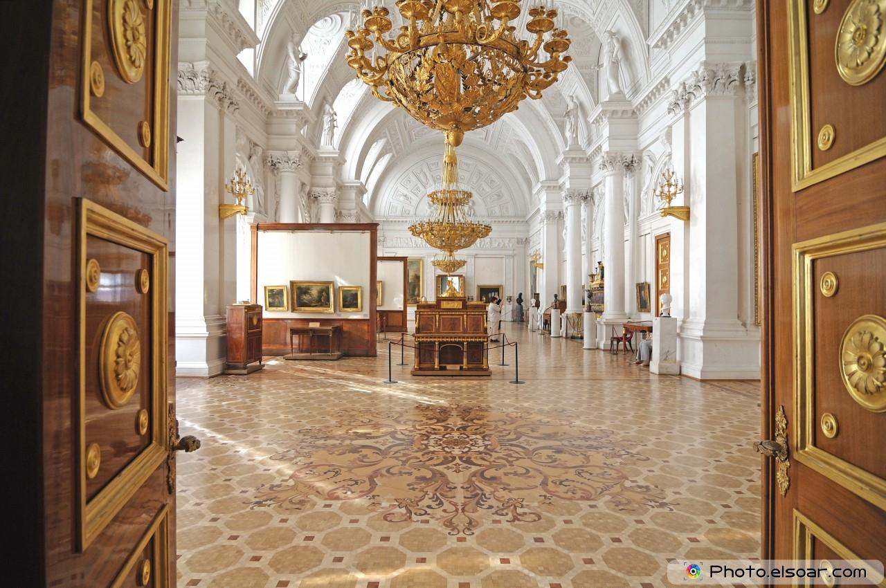 Winter Palace - Interior