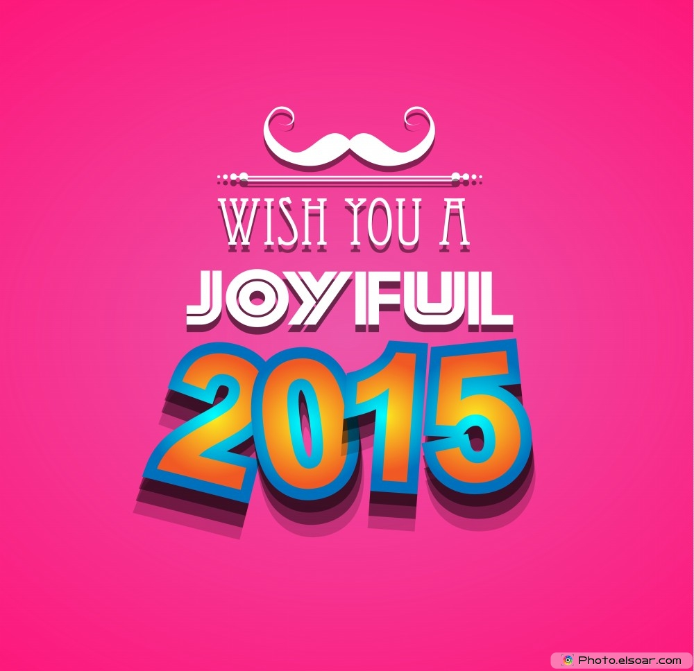 Wish You A Joyful 2015