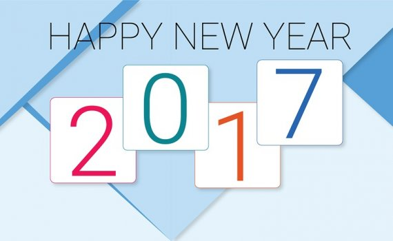 Wishes, Happy New Year, New Year 2017