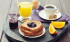 Breakfast on a Trays. Beautiful Pictures
