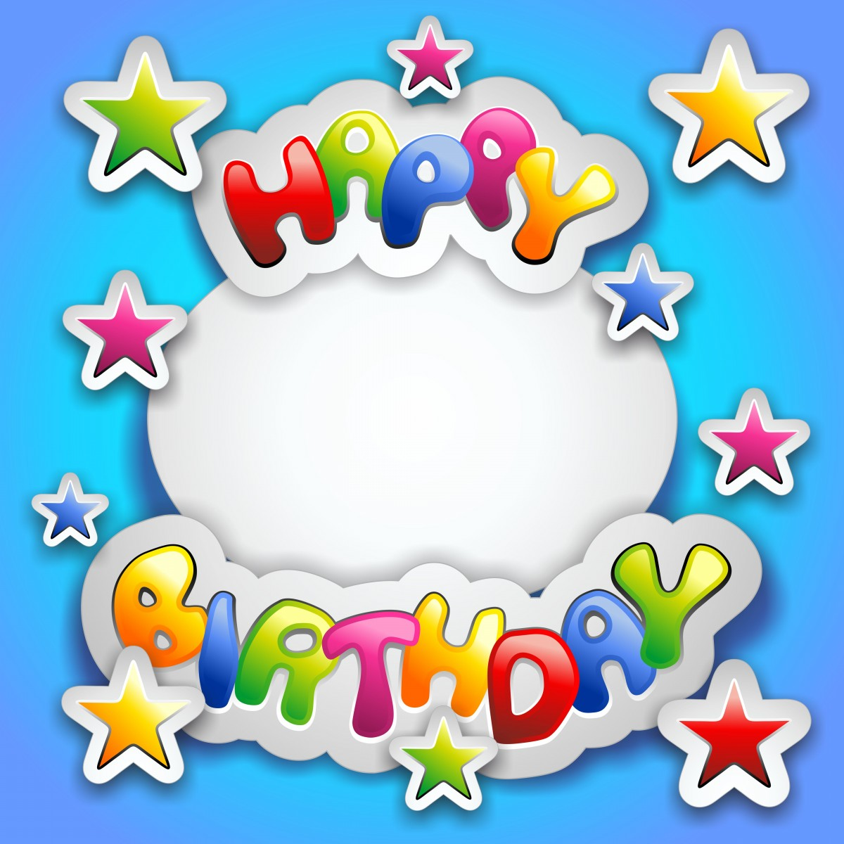 Birthday Cards For Children birthday greeting e cards baby shower – Birthday Card for Kid