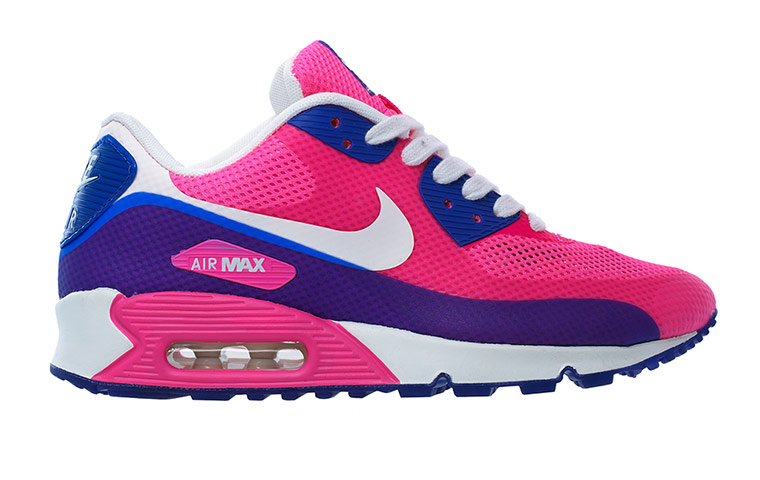 pink purple trainer