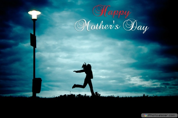 Mom, Happy, Holiday, Mpthers Day, Mother