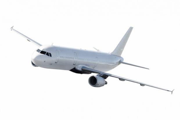 single airplane