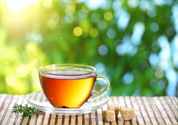 tea cup with tea 4
